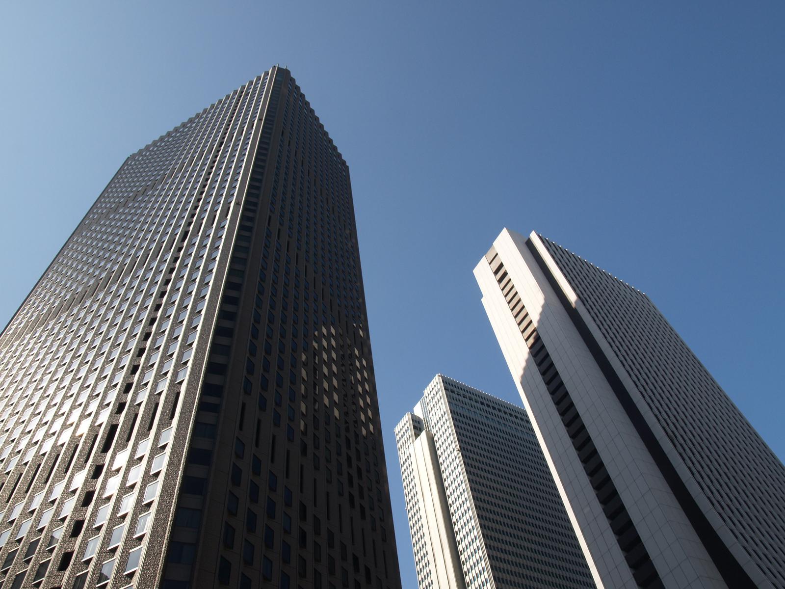 画像 : 【東京、大阪沿岸部は注意】南海トラフ地震で超高層ビルが壊れる