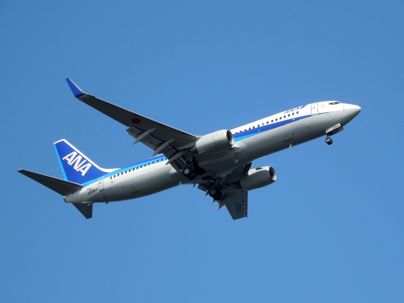 「著作権フリー画像 飛行機ANA」の画像検索結果