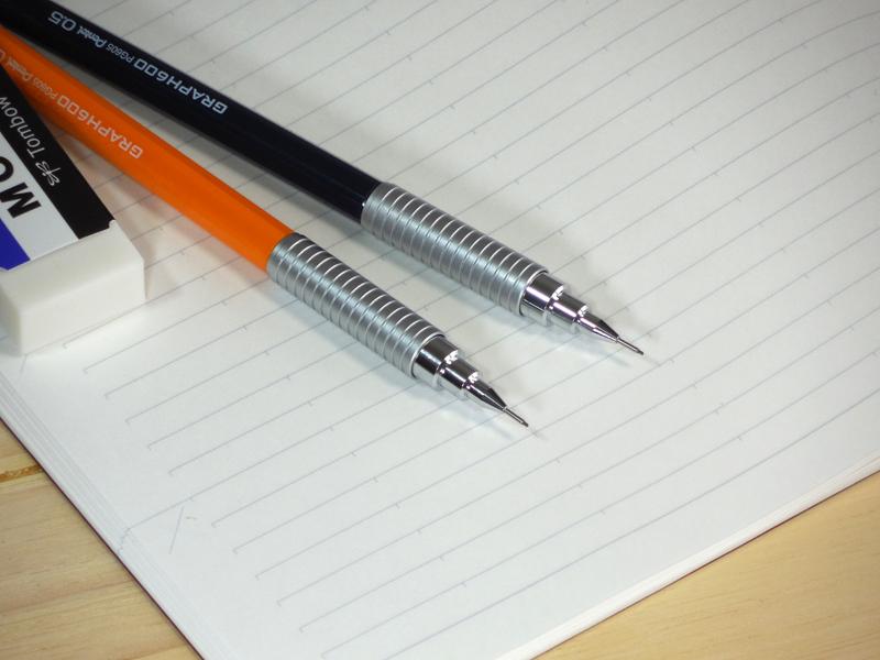 製図用シャーペンのおすすめ人気ランキングTOP3・種類